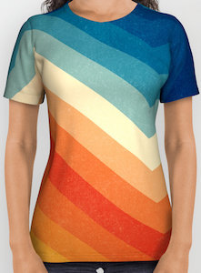 Diagonal Lines T-Shirt
