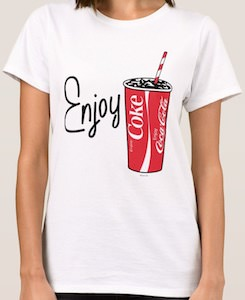 Enjoy Coca Cola T-Shirt