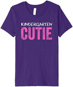 Kindergarten Cutie T-Shirt