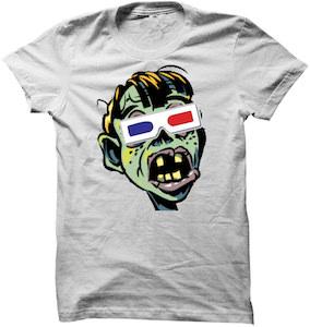 3D Zombie T-Shirt