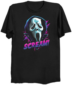 Scream Movie T-Shirt