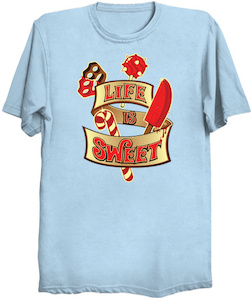 Life Is Sweet Candy T-Shirt