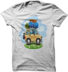 Going Camping T-Shirt