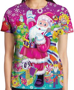 Santa And Presents T-Shirt