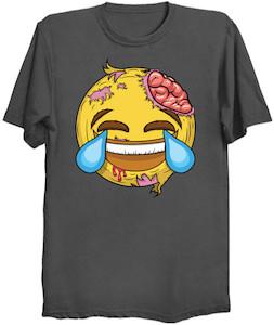 Zombie Emoji T-Shirt