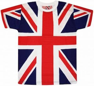 Fully Covered Union Jack T-Shirt