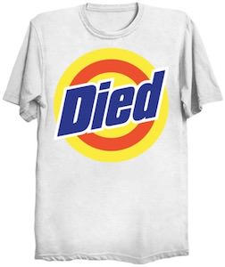 Died Logo T-Shirt