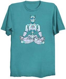 Buddha Bot T-Shirt