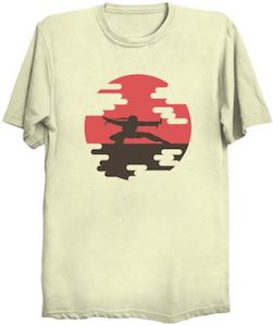 Ninja Sunset T-Shirt