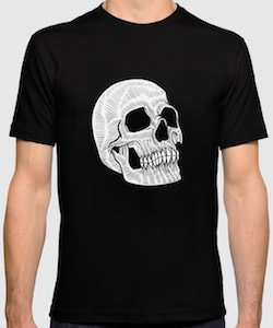 The Smiling Skull T-Shirt