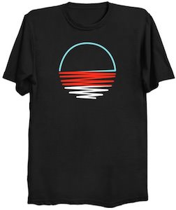 Artificial Sunset T-Shirt