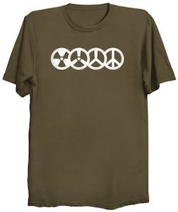 From War To Peace T-Shirt