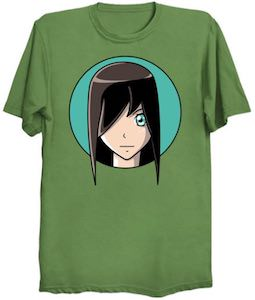 Anime Girl T-Shirt