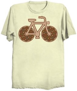 Donut Bike T-Shirt