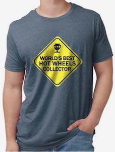 Hot Wheels Collector T-Shirt