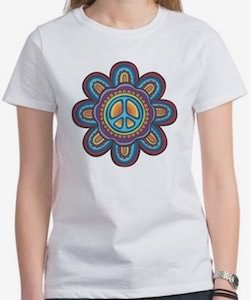 Peace Flower T-Shirt