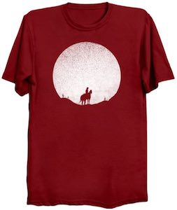Sunset Cowboy T-Shirt