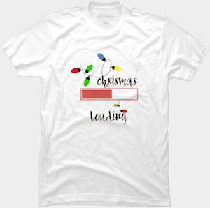 Christmas Loading T-Shirt