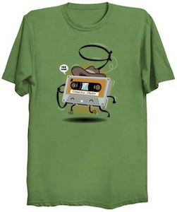 Country Music Tape T-Shirt