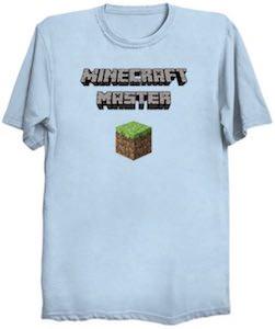 Minecraft Master T-Shirt