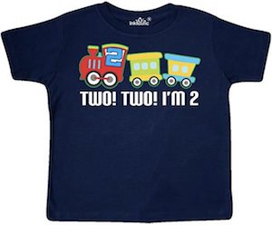 Train I Am 2 T-Shirt