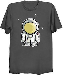 Little Astronaut T-Shirt