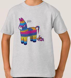 Pinata Poops T-Shirt