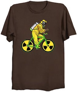 Radioactive Bike T-Shirt