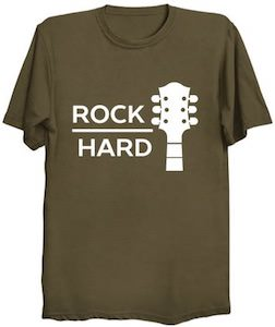 Rock Hard T-Shirt
