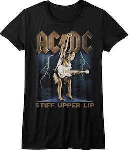 AC/DC Stiff Upper Lip T-Shirt