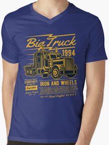 Big Truck 1994 T-Shirt