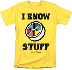 I Know Stuff T-Shirt