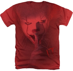 Pennywise IT Big Face T-Shirt