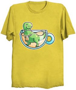 Tea Rex T-Shirt