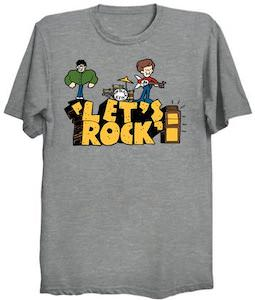 Let's Rock T-Shirt