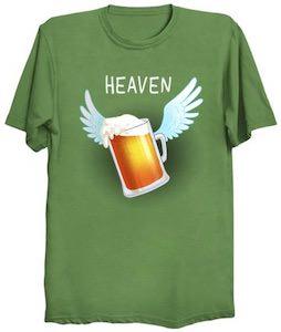 Beer Is Heaven T-Shirt
