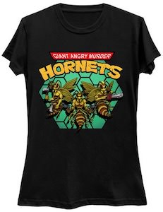 Giant Angry Murder Hornets T-Shirt