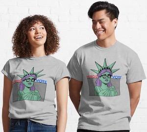 Nerds Vote T-Shirt