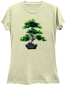Bonsai Tree T-Shirt