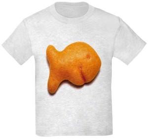 Goldfish Crackers T-Shirt