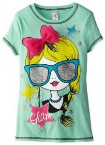 Girl's Sunglasses Glam T-Shirt