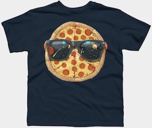 Cool Pizza T-Shirt