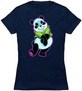 Silly Panda T-Shirt