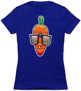 Nerdy Carrot T-Shirt