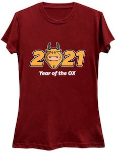 2021 Year Of The OX T-Shirt