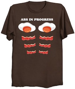 Abs In Progress T-Shirt