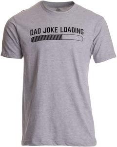 Dad Joke Loading T-Shirt